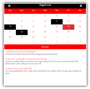 Total-Event-Calendar-simple-page